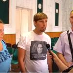 Інтерв'ю Оксани Гуцаленко та Андрія Маліцького ТРК «Веселка»